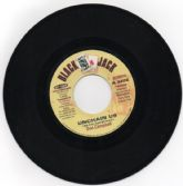 Unchain Riddim: Don Campbell - Unchain Us / Version (Black Jack) UK 7""